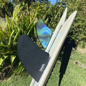 firewire go fish review rob machado keel fins