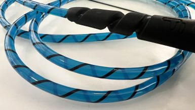 review fcs freedom helix leash stoked for travel